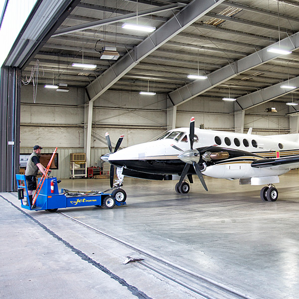 King Air Maintenance