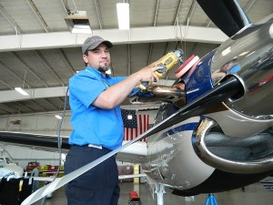 EFA (English Field Aviation) Offers Complimentary Detailing Package For King Air Customers